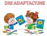 Zajęcia adaptacyjne w przedszkolu.